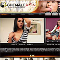 Shemale Asia